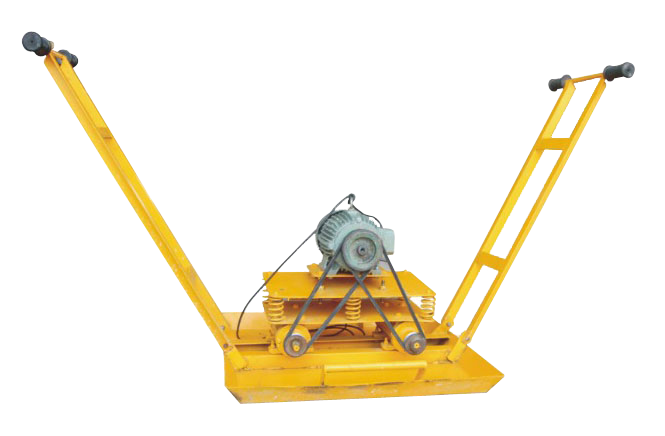 Mobile Plate Vibrator